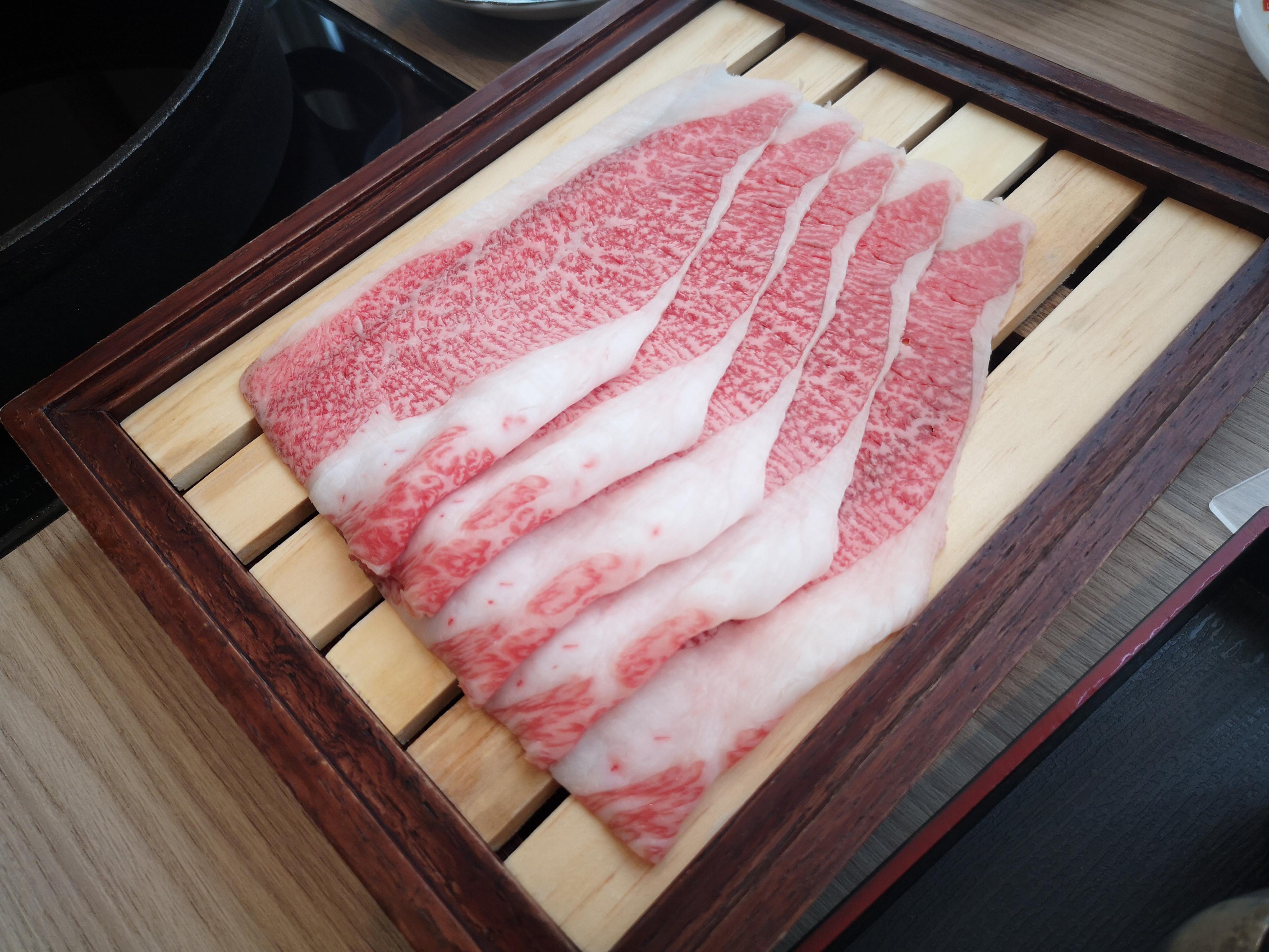 Kin Shabu Sukiyaki 01